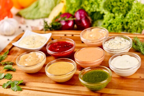 unhealthy side dips and dressings for weight loss mistakes