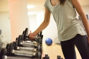 Exercise to gain strength