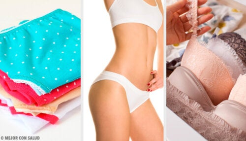 Five Healthy Types of Undergarments