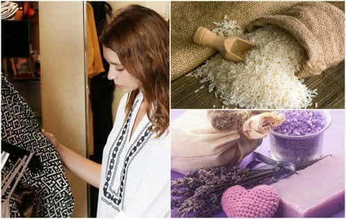 7 Tricks for Getting Rid of Pesky Wardrobe Odors