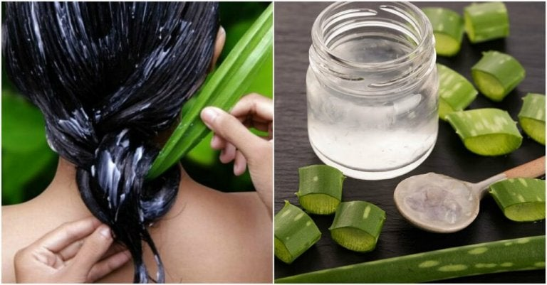 How to Get Healthier Hair with Aloe