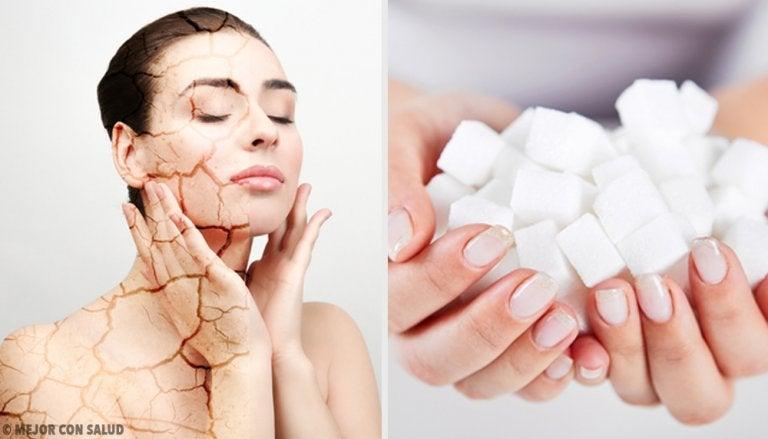 3 Sugar Exfoliant Recipes to Fight Dry Skin