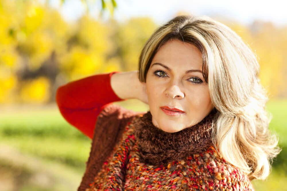 Skønhedsprodukter til kvinder over 40