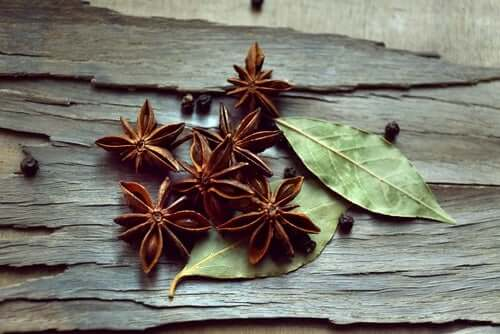 Some anise.