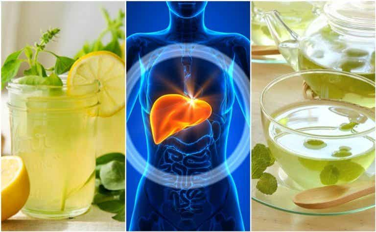 Cleanse Your Liver While You Sleep with These 5 Drinks