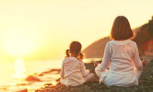 아이들이 요가를 하면 좋은 3가지 이유