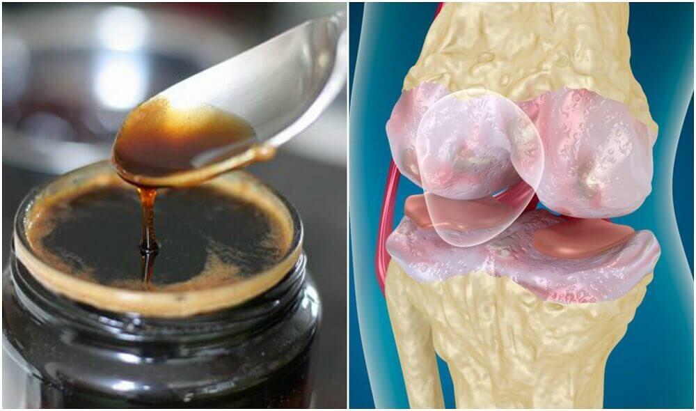 Behandlung zur Stärkung von Knochen und Gelenken