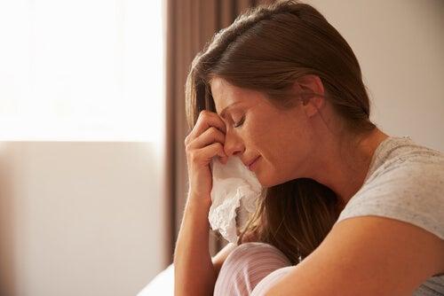 Waarom huilen gezond is
