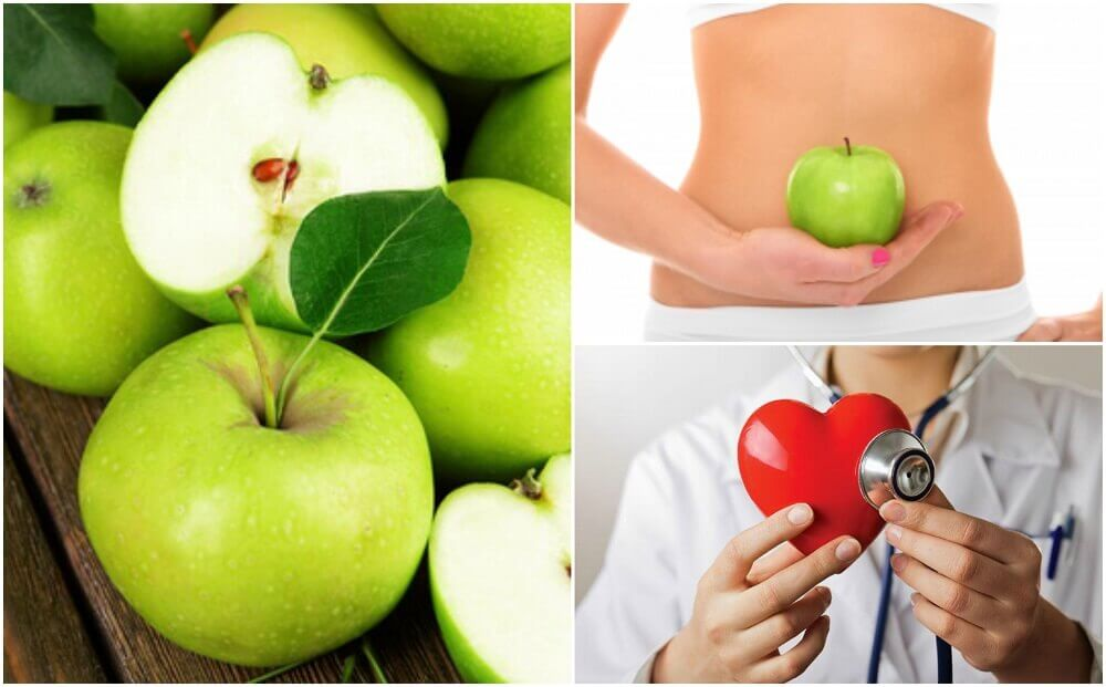 7 Reasons Why You Should Eat a Green Apple on an Empty Stomach