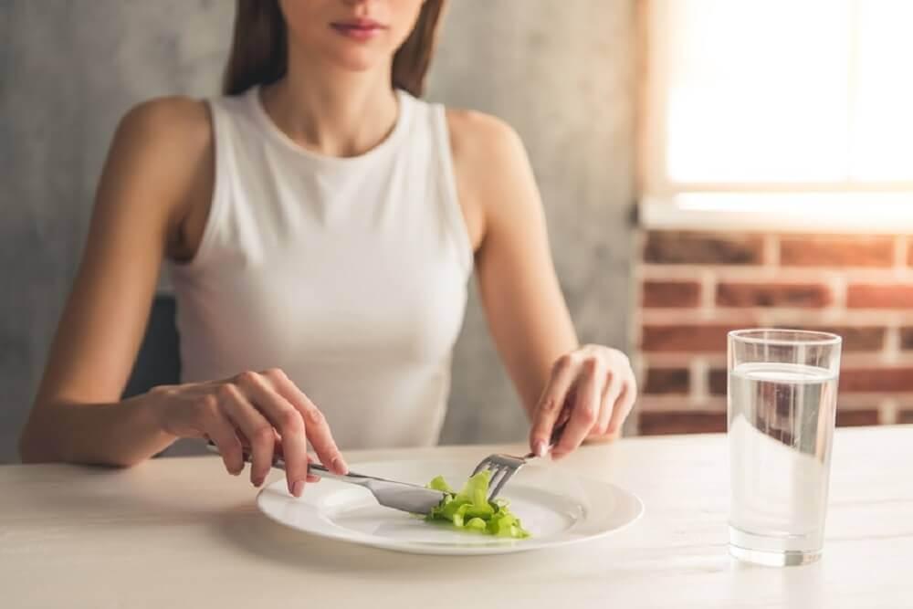 Slecht dieet is een van de oorzaken van haaruitval
