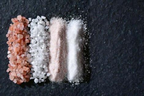 Himalayan salt.