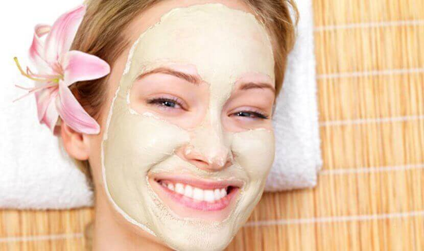 Mask for oily skin