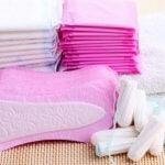 Pads and tampons