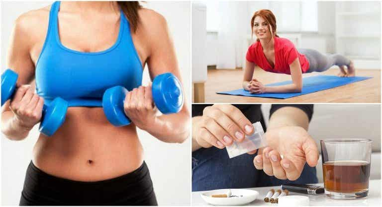 6 Mistakes That Prevent You From Increasing Muscle Mass