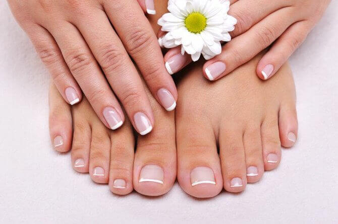 Natural Treatments for Nail Problems
