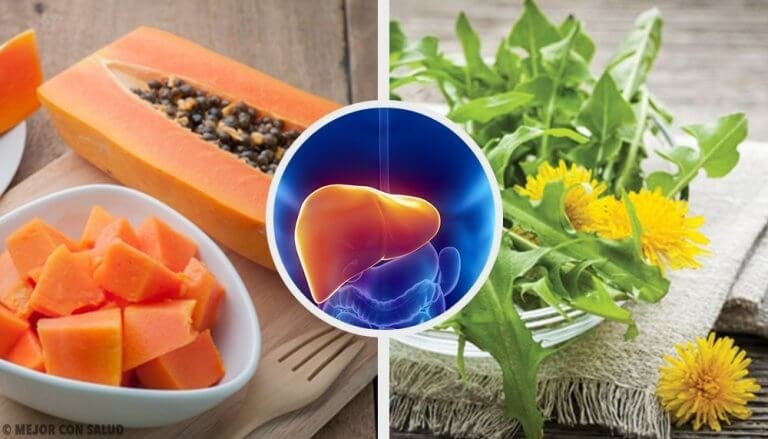 Liver inflammation - natural remedies