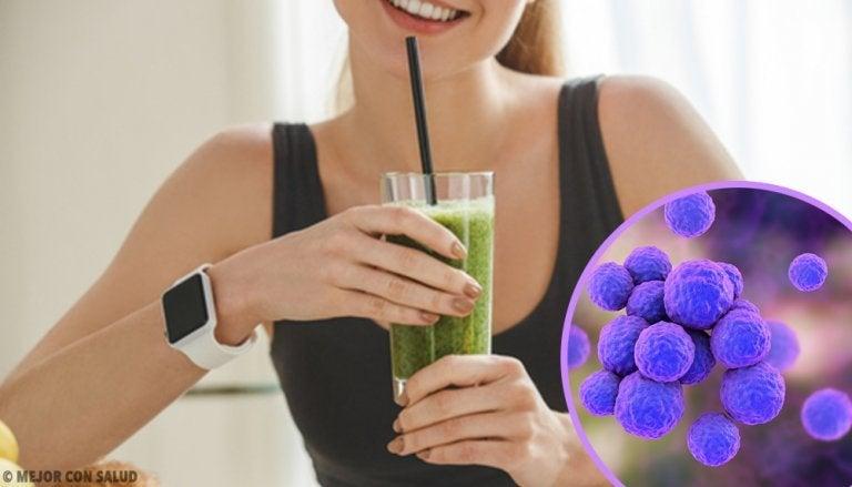 Four Shakes to Eliminate Toxins