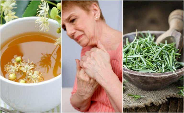 5 Herbal Remedies for the Treatment of Arthritis