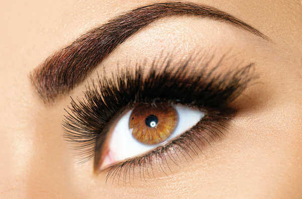 Use on your eyebrows and lashes