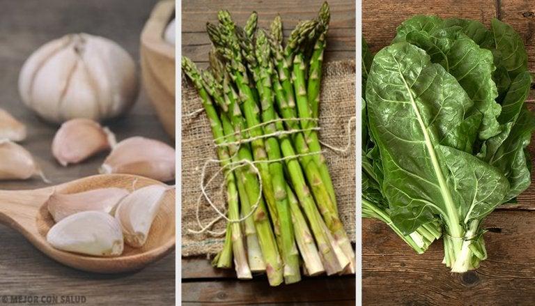 8 Vegetables that Cause Allergies