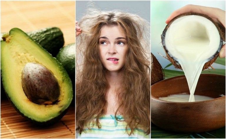 The 5 Best Natural Products to Tame Frizzy Hair