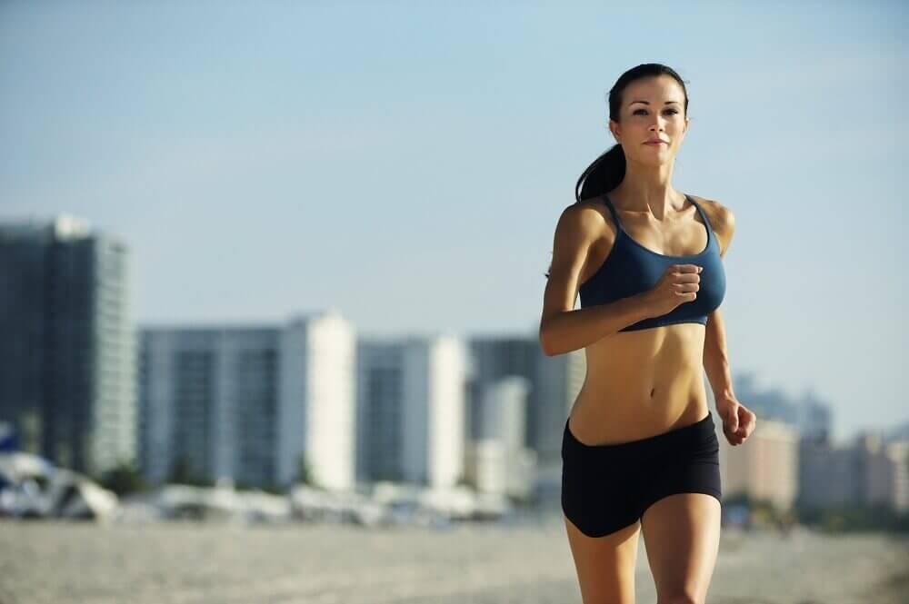Start an exercise routine
