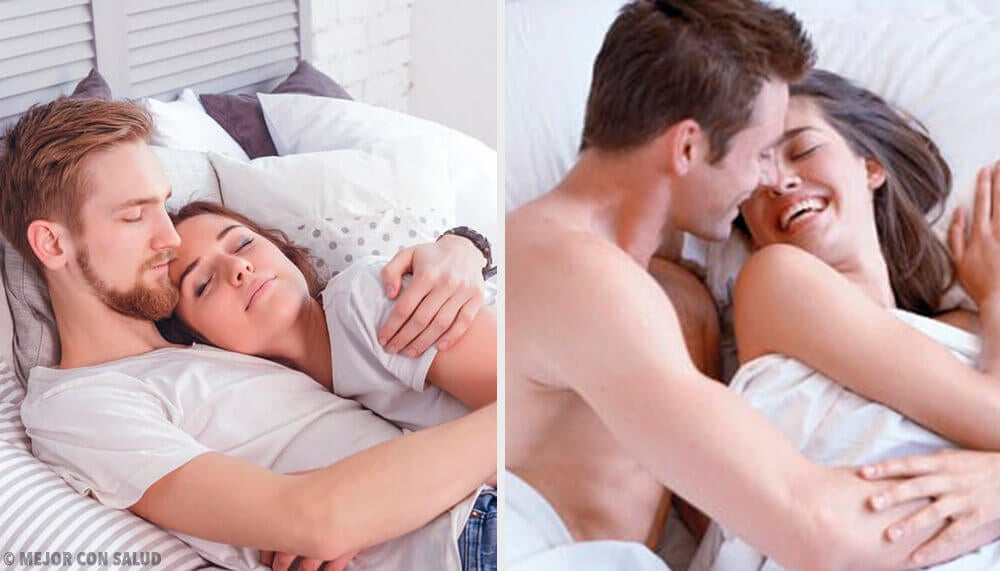 5 Gestures That Happy Couples Do Before Going to Sleep