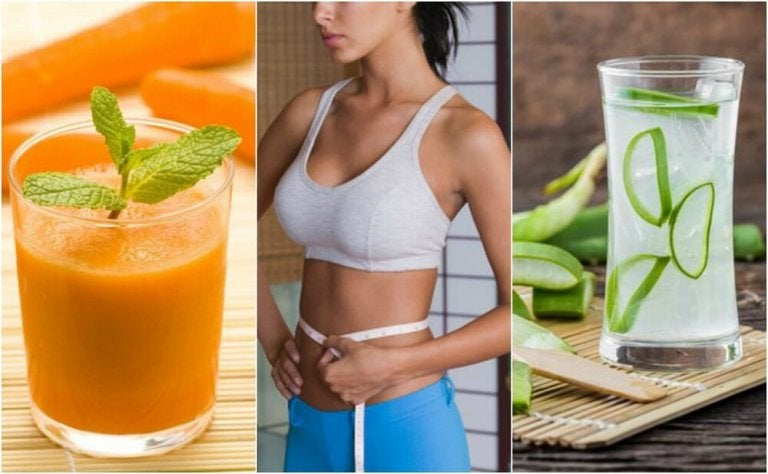 How to Slim the Abdomen Using These 5 Juices