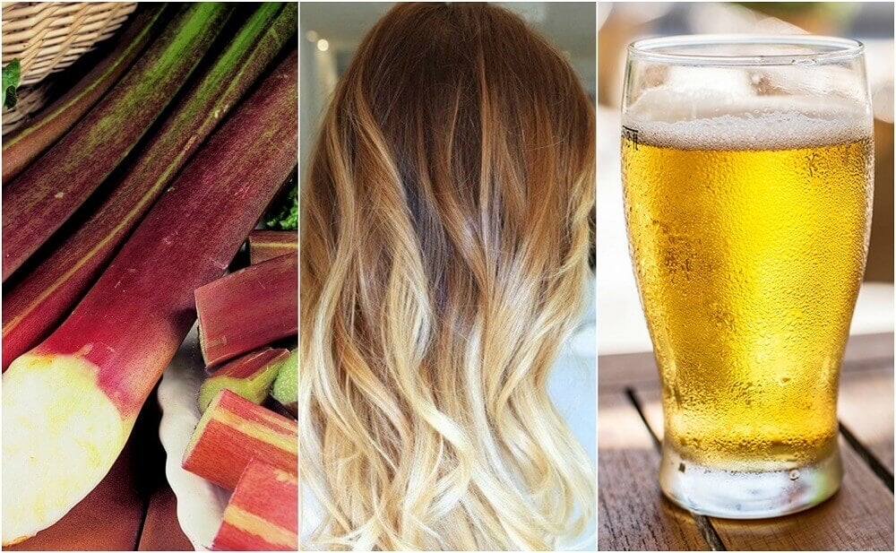 5 Ways to Naturally Lighten Hair