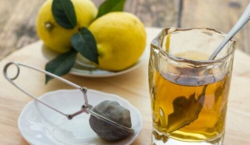 A cup of tea to combat sleep apnea.