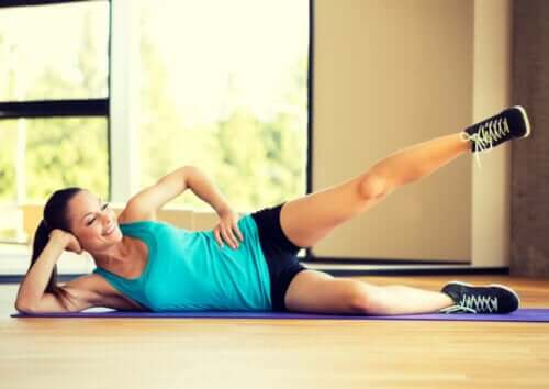 Five Thigh Exercises to Try at Home