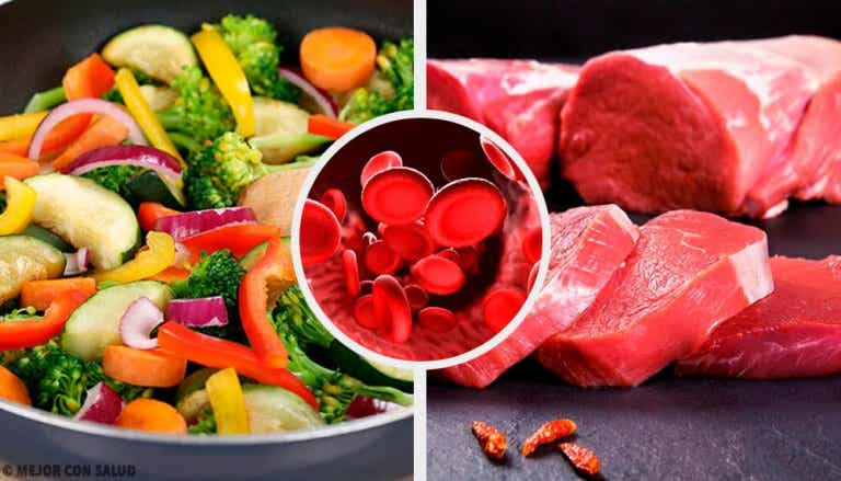 Foods that You Should Eat to Have Normal Hemoglobin Levels