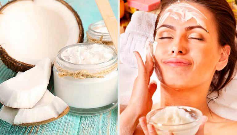 10 Beauty Benefits of Coconut Oil