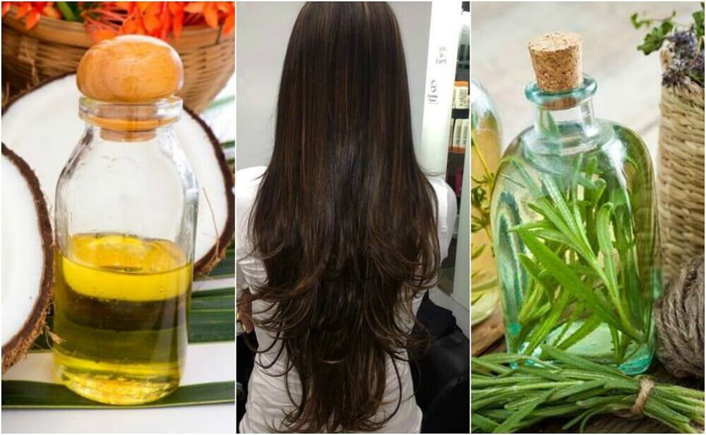 Stimulate Hair Growth with this Homemade Treatment
