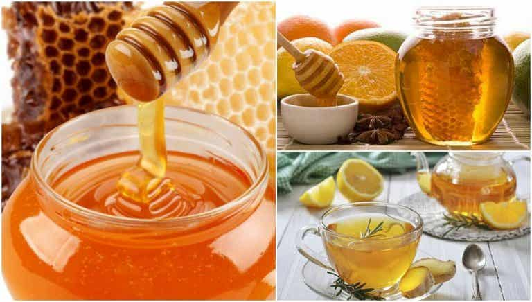 How to Prepare 5 Remedies with Honey to Improve Your Health
