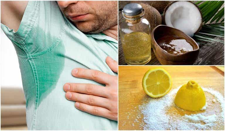 Treat Excessive Sweating with 5 Natural Remedies