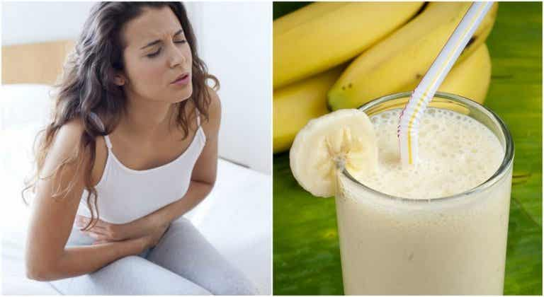 Alleviate Ulcers with Potato and Banana Smoothies