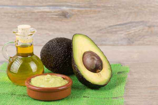 almond oil, oats, and avocado seed to help treat cellulite