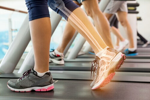 Prevent tingling joints and other issues by exercising.