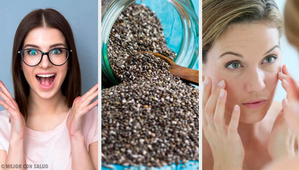 8 Surprising Benefits of Chia Seeds