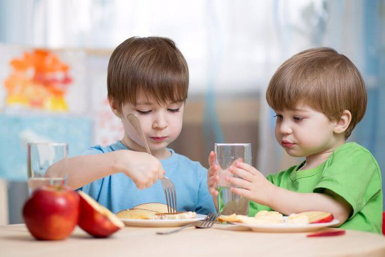 5 Healthy Breakfasts for Children