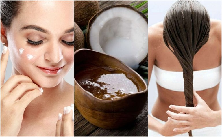 Discover 5 Great Cosmetic Uses for Coconut Oil