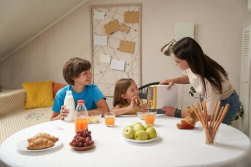 5 Healthy Breakfasts for Children
