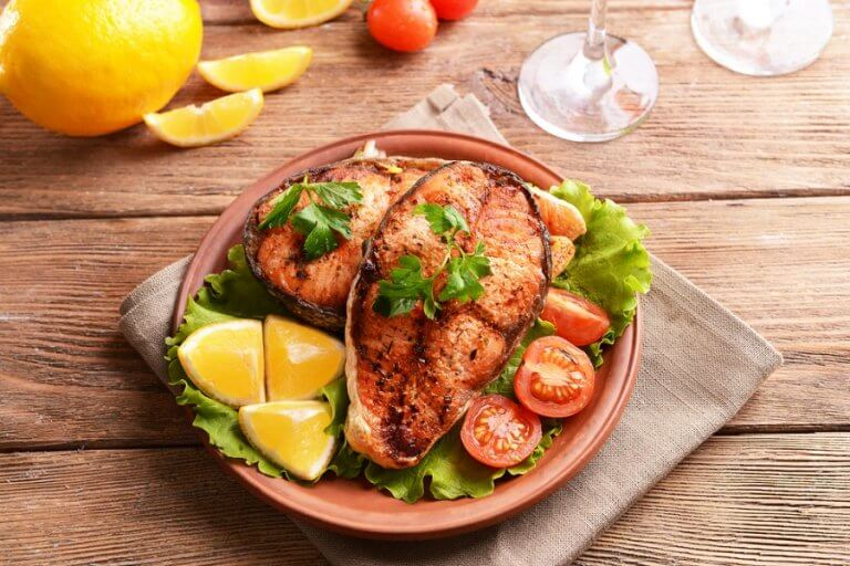 Fish: foods to make you happier
