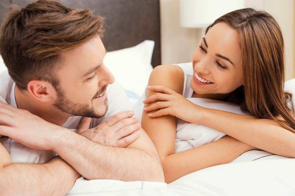 How to help your partner to improve their erection