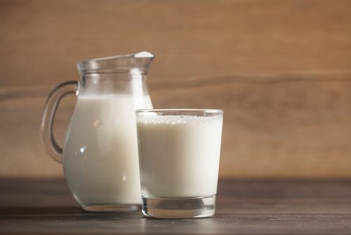 Milk and Radish