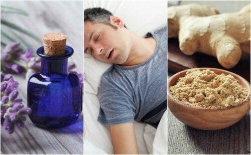 Five Natural remedies to Relieve Sleep Apnea