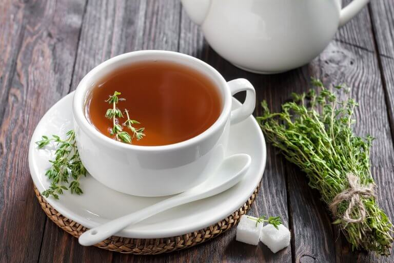 which herbal tea is best for cough