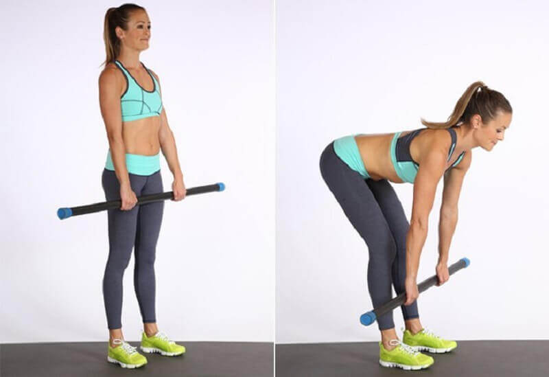 The 9 Most Efficient Exercises for a Firm Butt and Legs