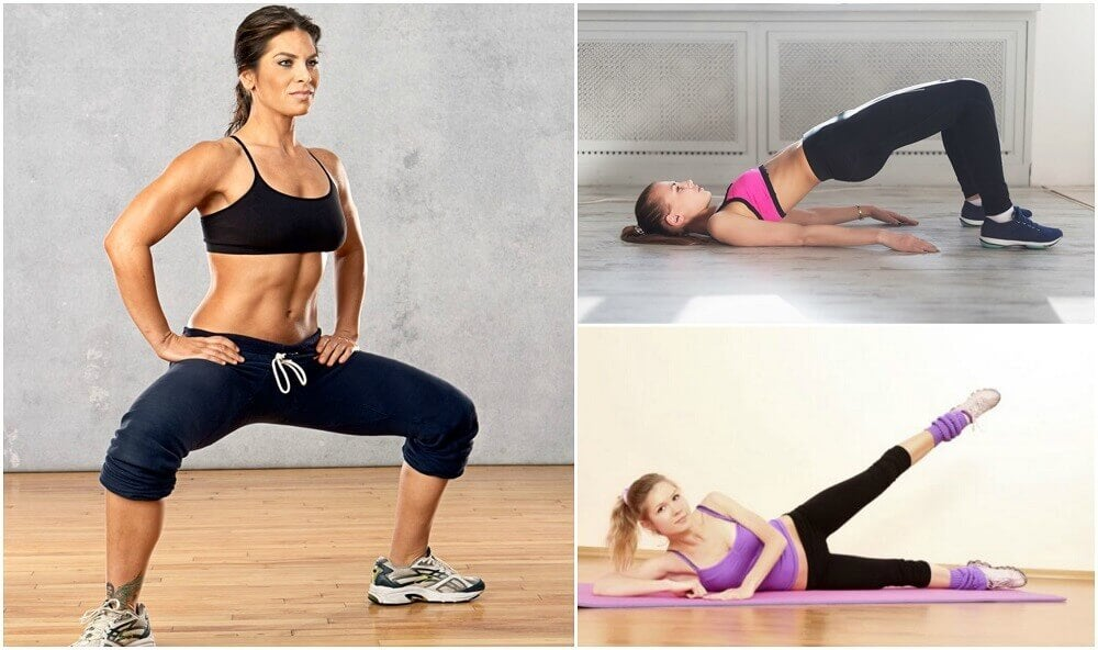 5 Thigh Exercises You Can Do at Home